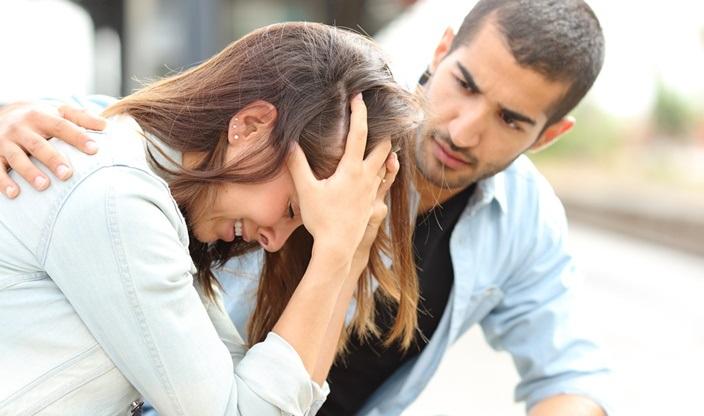 supporting depressed partner